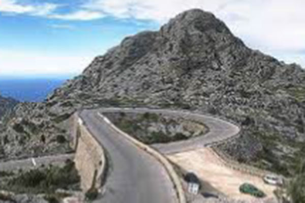 Cycling route 2: Coll de sa Creu