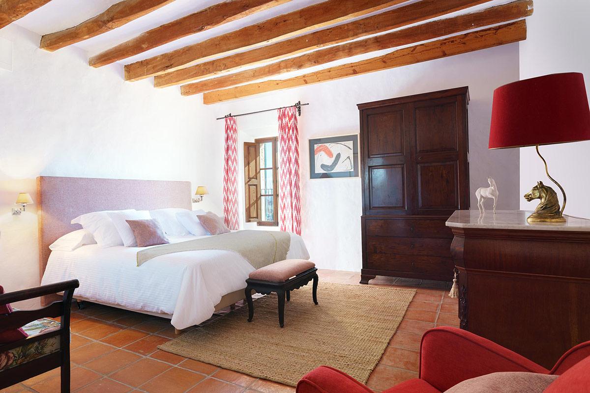 Zimmer Finca Sarbosar Mallorca