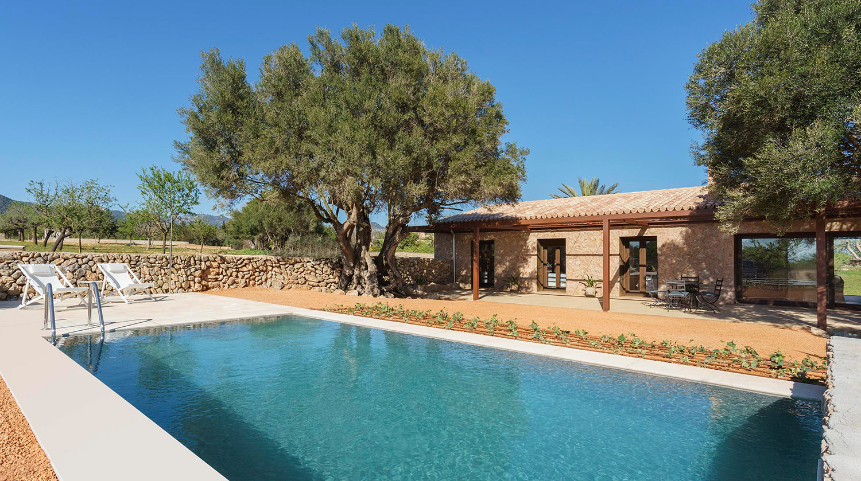 New Pool Villa Self Catering Finca Sarbosar Mallorca